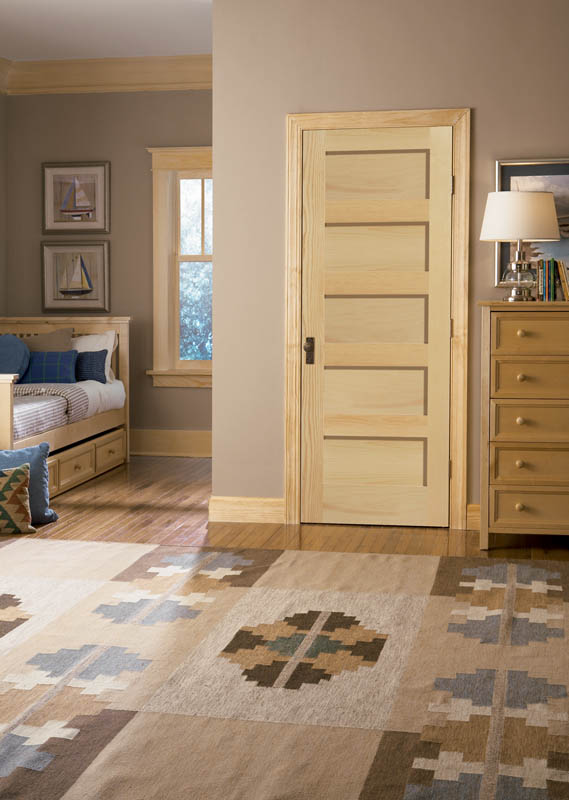 5 Panel Shaker Style Door A 1 Doors Amp Mouldings