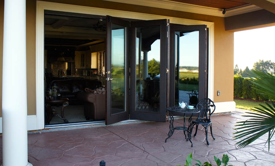 Folding Doors System   A-1 Doors & Mouldings
