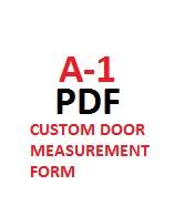 Custom Door PDF