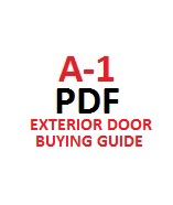 eXTERIOR dOOR bUYING gUIDE